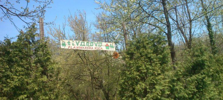 Biciklistička ruta: Motičina - Gazije V1