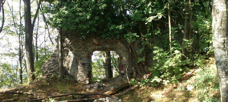 Biciklistička ruta: Orahovica - Manastir - Stari grad - Kamenolom