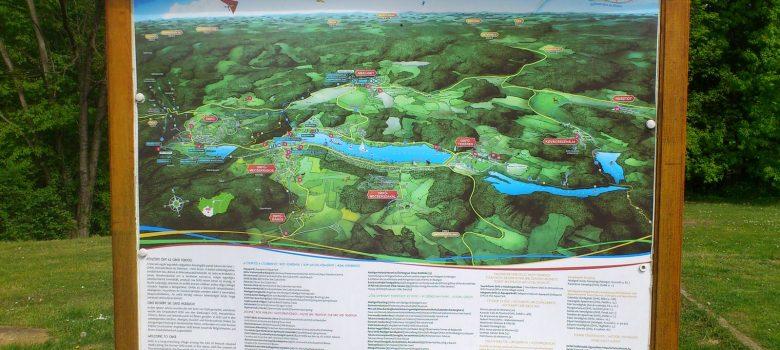 Biciklistička ruta: Jezero Orfu u Mađarskoj
