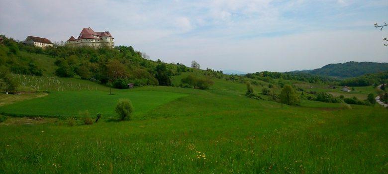 Biciklistička ruta: Dvorci Zagorja