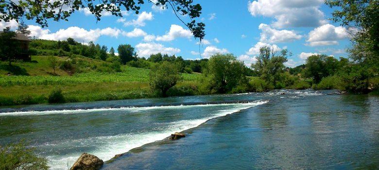 Biciklistička ruta: Korana i Mrežnica